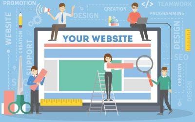 Five Essentials for Website Success